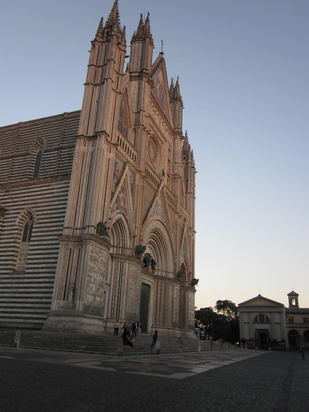 Duomo di Orvieto    Copyright  Francesca Mignosa 2013