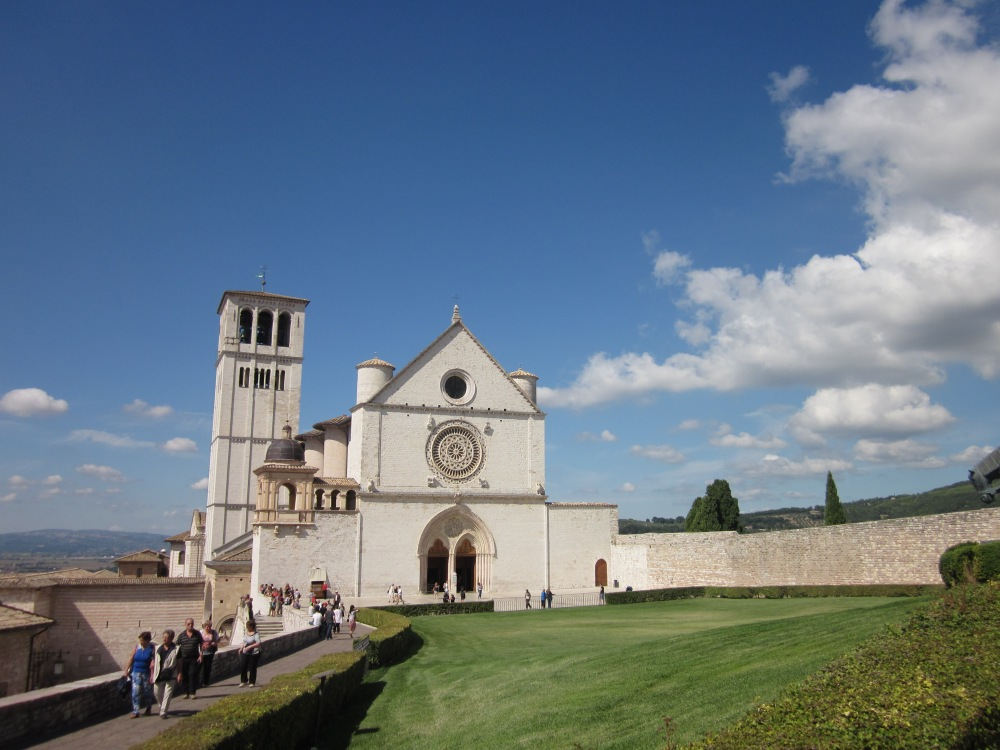 Basilica of San Francesco -- Copyright Francesca Mignosa 2013