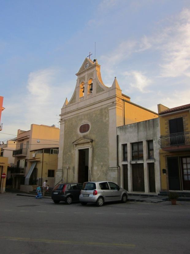Chiesa di San Nicola, Brucoli, Sicily  {Copyright Francesca Mignosa}