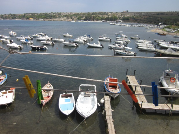 Brucoli:  secret fishing hamlet in South Eastern Sicily  {Copyright Francesca Mignosa}
